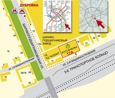 Проезд метро Дубровка, выход к ТЦ Асеан, на 2-ом светофоре (не переходя дорогу) повернуть по забору налево, пройти...