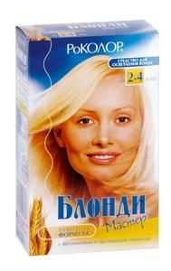 Роколор осветлитель волос