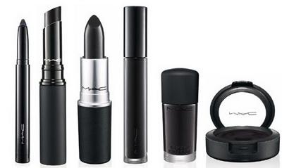 MAC Cosmetics готовит чёрную коллекцию косметики MAC Style Black ...