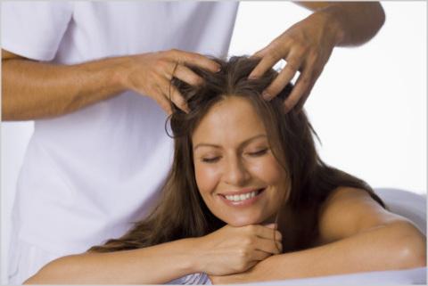 Народные средства по уходу за волосами.