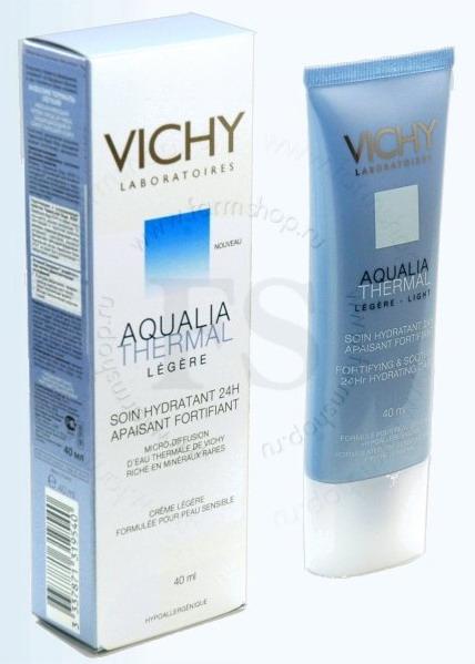 Vichy расширяет коллекцию aqualia thermal..